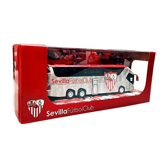 Autobús Oficial Sevilla FC: Amazon.es: Juguetes y juegos