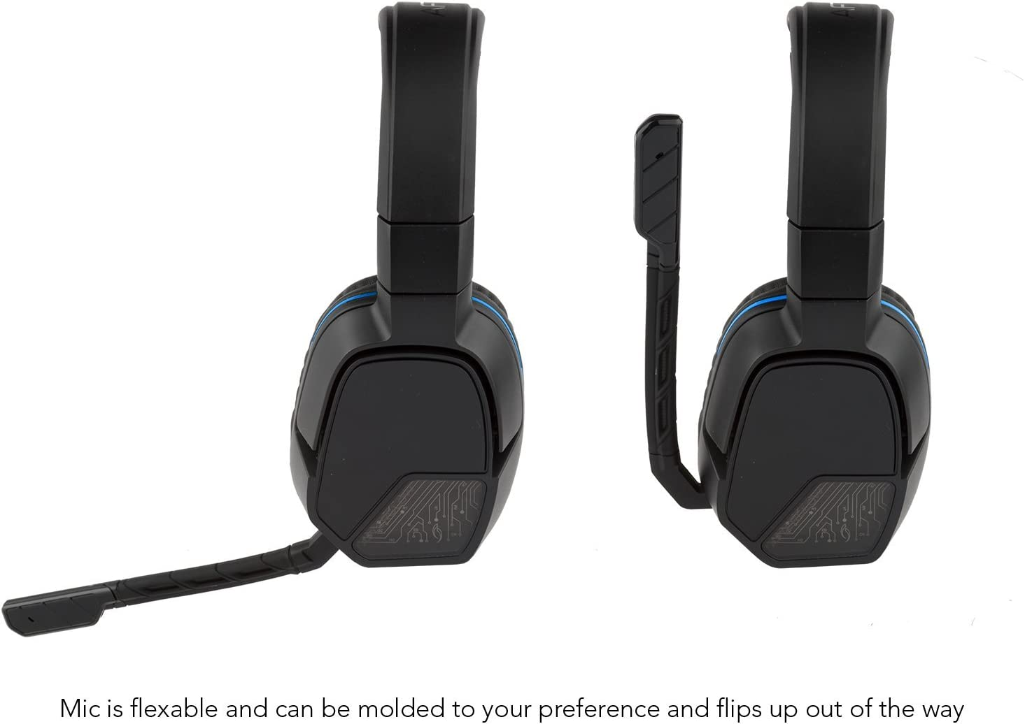 Amazon.com: PDP Sony Afterglow LVL 3 Stereo Gaming Headset 051-032 ...