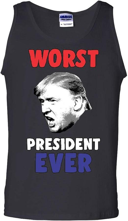 Impeach Trump Muscle Shirt Democrat Liberal Mueller Resist Sleeveless Resign