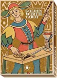 Golden Wirth Tarot Grand Trumps: 22 Full Colour, Gold Embossed Cards