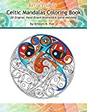 img - for Celtic Mandalas Coloring Book: 20 Original, Hand-Drawn Celtic Mandalas book / textbook / text book
