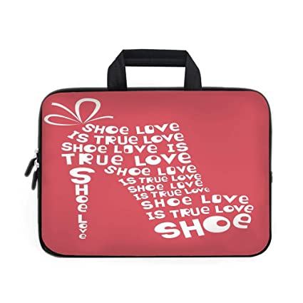 Amazoncom Vankine Quotes Decor Laptop Carrying Bag Sleeveneoprene