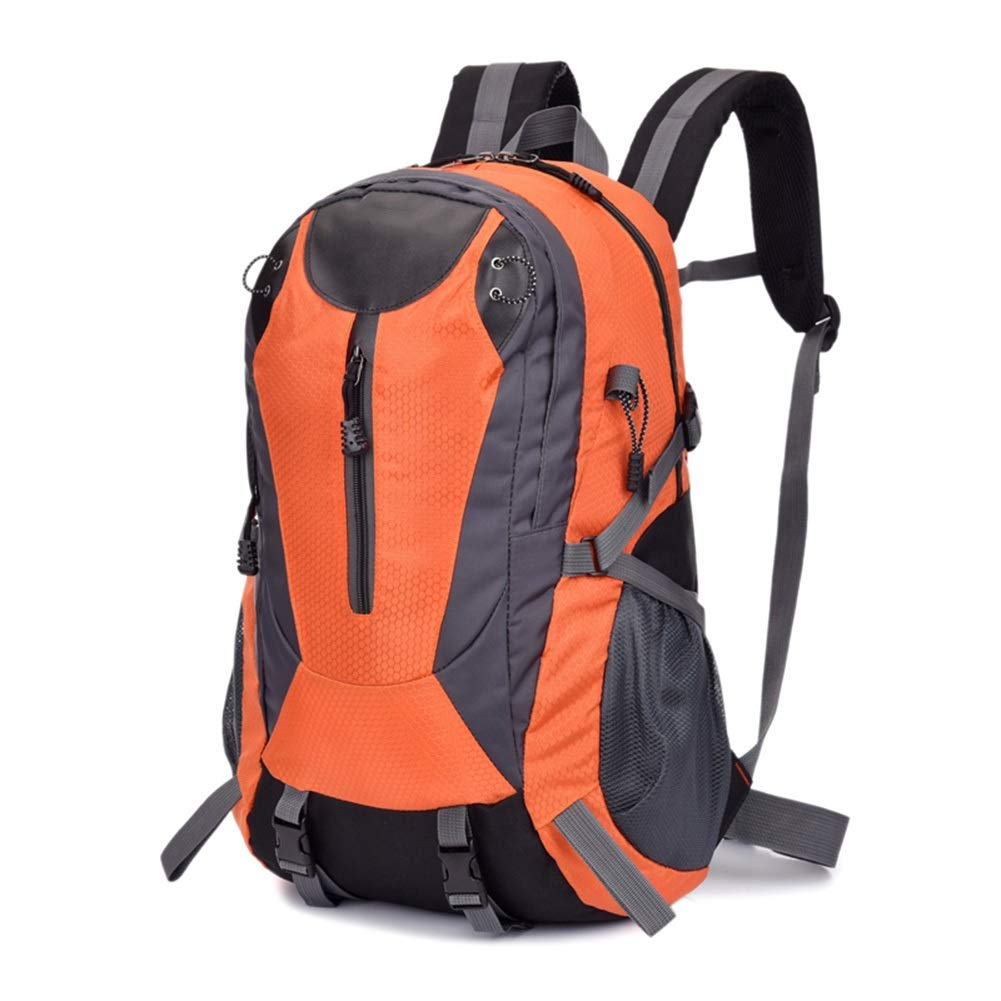 orange 35l 40L Waterproof Durable Camping Outdoor Travel Daypack for Cycling Climbing Outdoor Activities ZHAOYONGLI (color   Dark blueee, Size   35l)