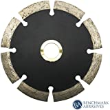 "Benchmark Abrasives Crack Chaser Diamond Blade - 1 Piece (4"")"