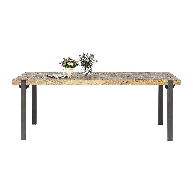 Tisch: Jäger Lodge 200x 90cm Kare Design