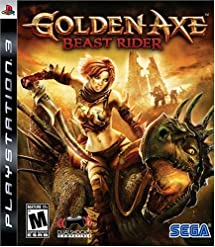 Golden Axe: Beast Rider - Playstation 3
