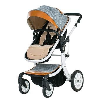 SLR Cochecito de bebé/niño, Ultra Ligero portátil/Puede ...