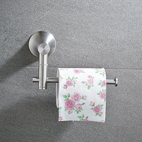 KOOLIFT Toilet Paper Holder Storage Bathroom Kitchen Paper T