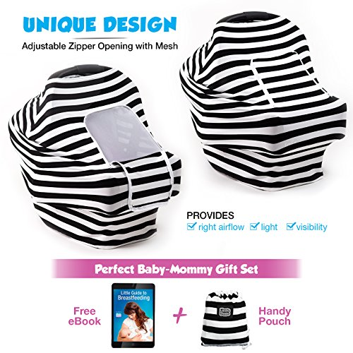 Review Baby Car Seat Cover