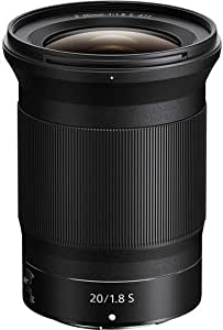 NIKON NIKKOR Z 20mm f/1.8 S