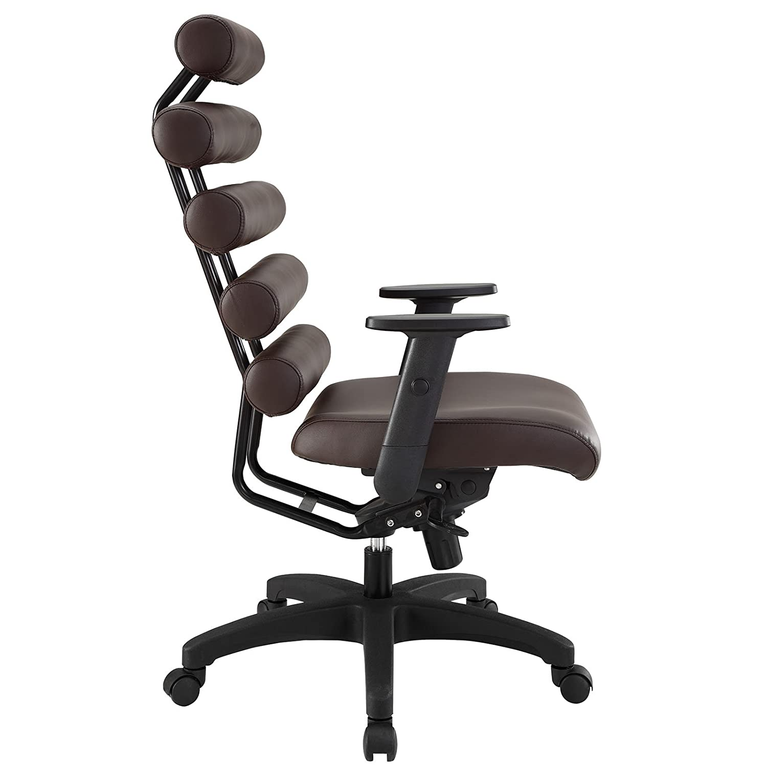 eei ardor chair black depot blk the office modway p home chairs in