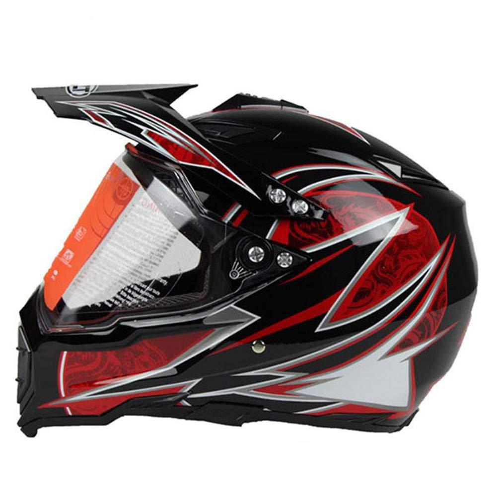 Qianliuk Uomo Professionista Motocross Helme Nuovo Arrivo Casco Moto  Ali-100209 2e026c76528a