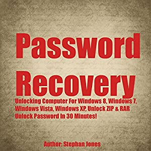 Password Recovery Audiobook
