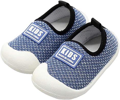 DEBAIJIA Toddler Shoes 0-3T Baby First