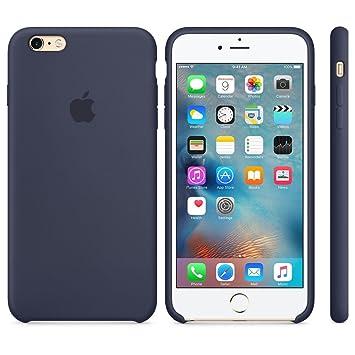 coque iphone 6 uni bleu