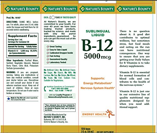 Buy sublingual b12