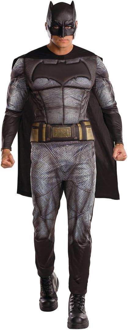 NET TOYS Disfraz Batman - STD (48 - 52) | Traje Superhéroe | DC ...