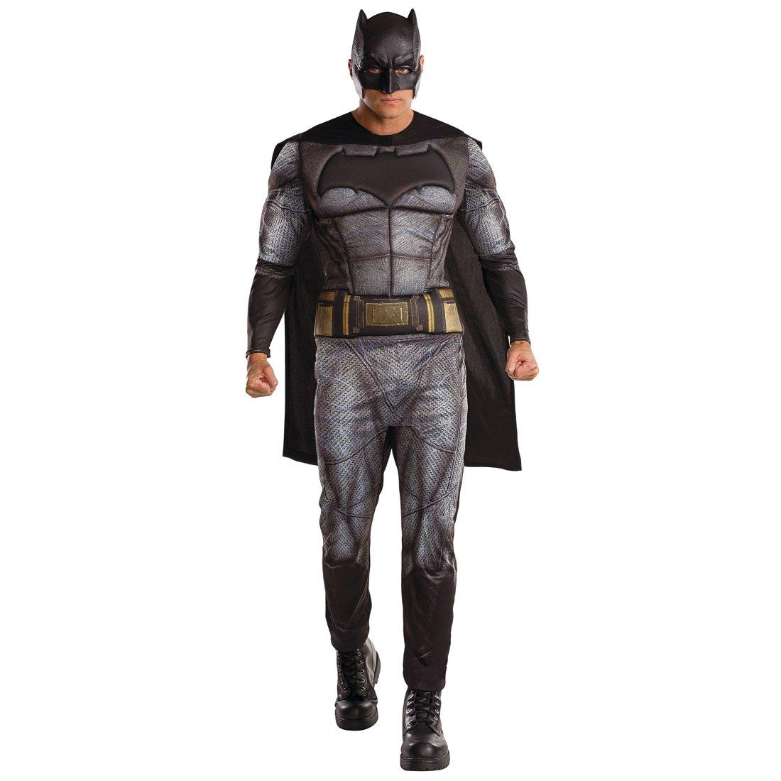 NET TOYS Disfraz Batman - STD (48 - 52)   Traje Superhéroe ...