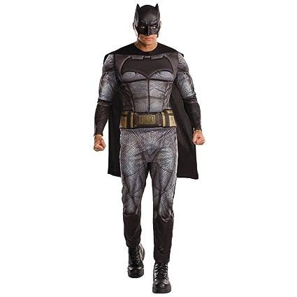 NET TOYS Disfraz Batman - STD (48 - 52) | Traje Superhéroe ...