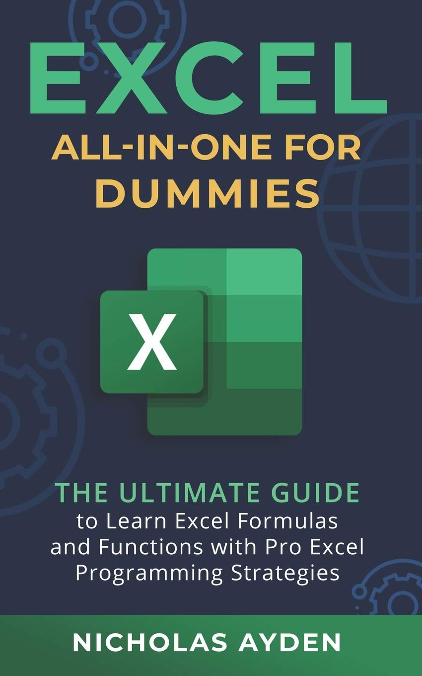 Amazon.com Excel All in One For Dummies The Ultimate Guide to ...