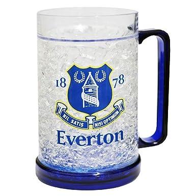 Everton FC - Jarra para congelador (Tamaño Único) (Transparente ...