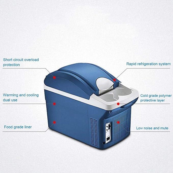65 /° C F/ür Auto Und Camping 12-24V // 220V Class-Z Tragbare Thermo-elektrische K/ühlbox//Heizbox 22 /° C Unter Umgebungstemperatur Erhitzen Auf 8L