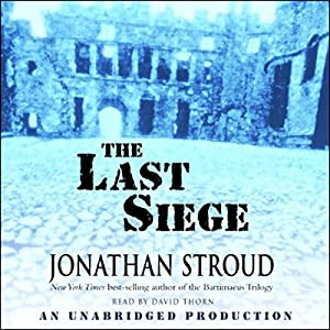 The Last Siege Hörbuch