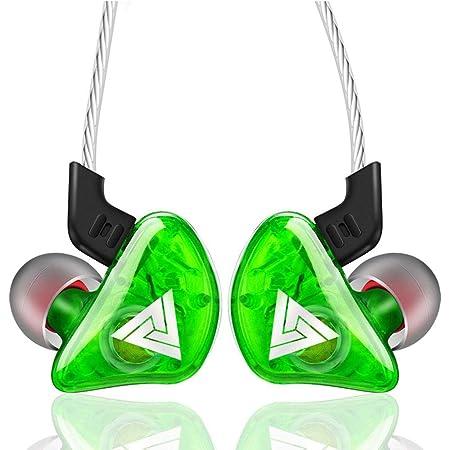 Tenlso - Auriculares Deportivos HiFi con Cable y Aislamiento de ...