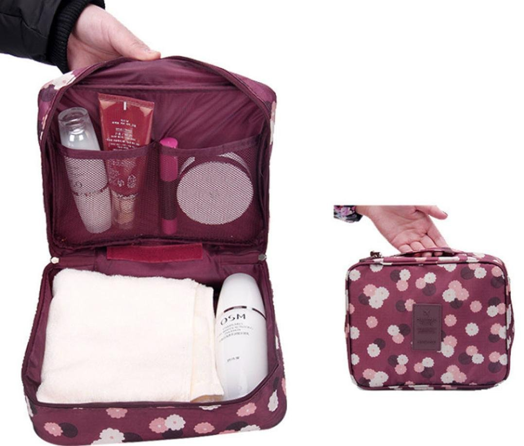 Oyedens impermeabile da viaggio per Make-up, Borsellino-Organizer per lavare l'igiene personale OyedensAD34