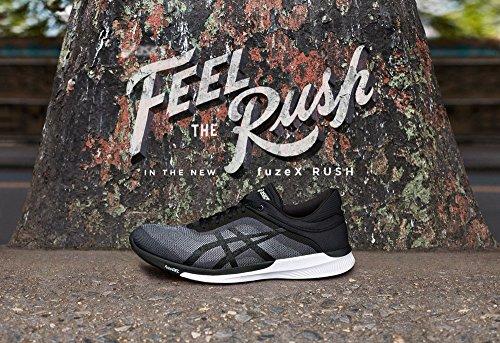 Asics De Negro Entrenamiento Rush Zapatillas Para Fuzex Mujer r6xntq0rR