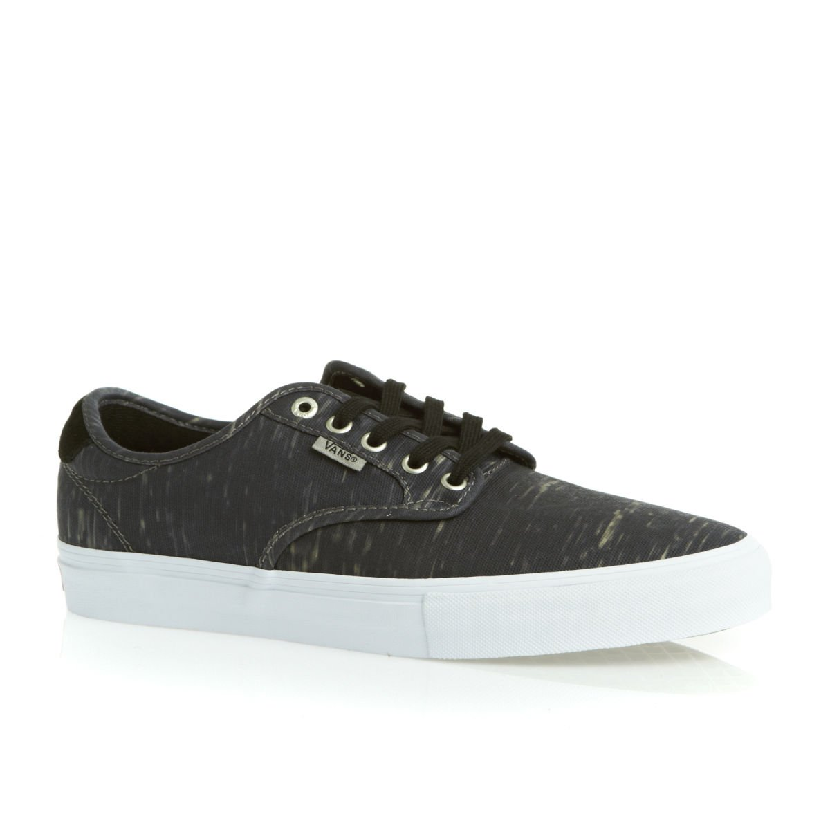 Vans AUTHENTIC, Unisex-Erwachsene Sneakers  44.5 EU (Static) Black