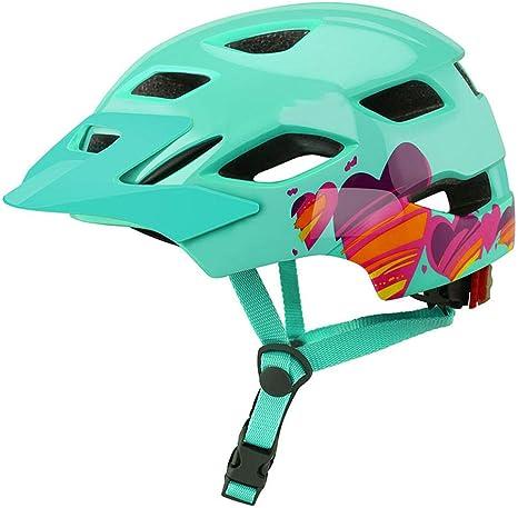 KYLong Niños Casco de Bicicleta Scooter niño niña patineta ...