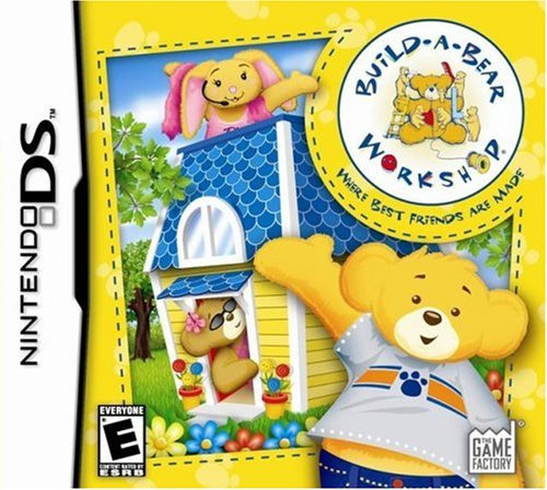 (Build-A-Bear Workshop - Nintendo DS)