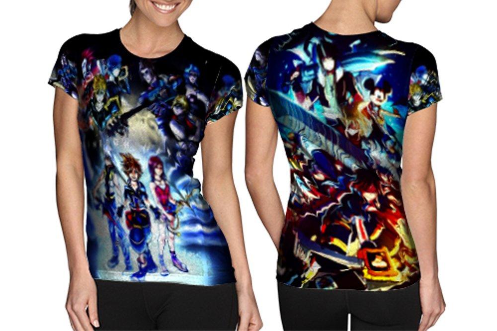 TShirt XXXLarge Kingdom Heart Fashion Women Art 18
