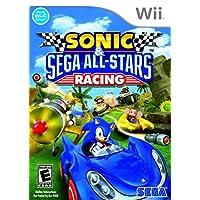 Sonic & SEGA All-Stars Racing - Nintendo Wii