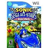Sonic & Sega All-Stars Racing (Bilingual game-play) - Wii Standard Edition