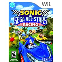 Sonic & SEGA All-Stars Racing - Nintendo Wii - Standard Edition