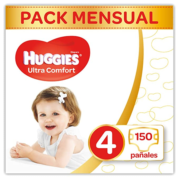 Amazon pañales huggies