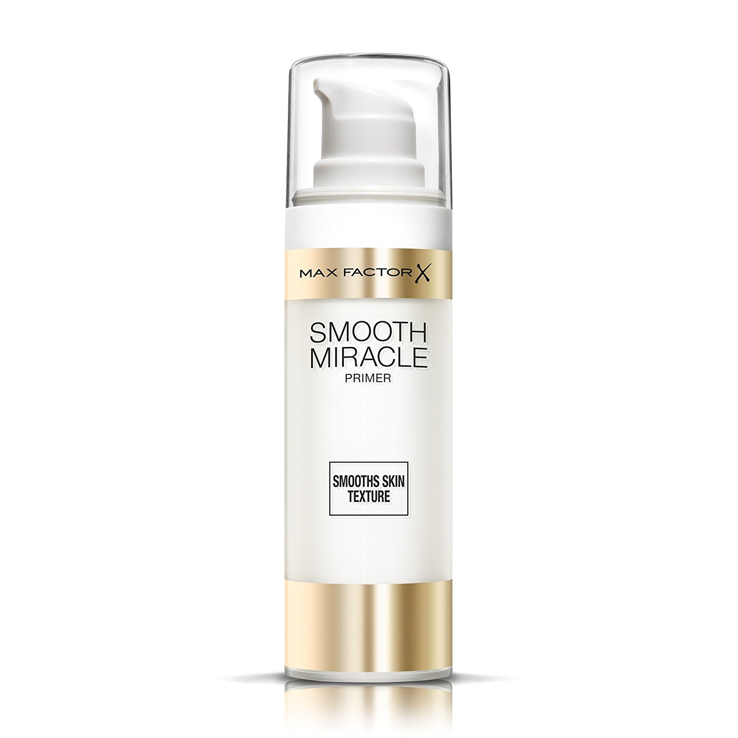 2 x Max Factor Smooth Miracle Primer Smooths Skin Texture 30ml - Sealed Proctor and Gamble