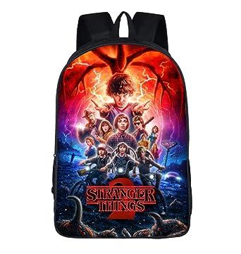 Amazon.com: Stranger Things Lightweight Backpack Stranger ...