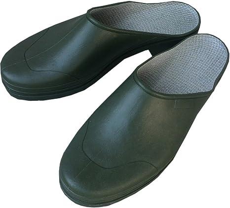 Jardín de zapatos de goma jardín zuecos de PVC Talla:40: Amazon.es: Deportes y aire libre