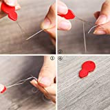 50 PCS Gourd-Shaped Needle Threaders with