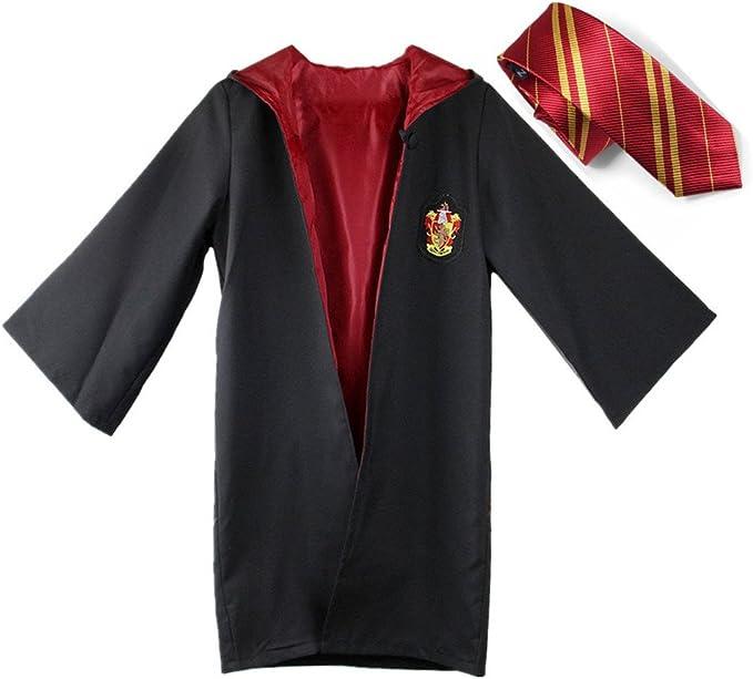 GenialES Disfraz de Uniforme y Corbata de Colegio para Halloween ...