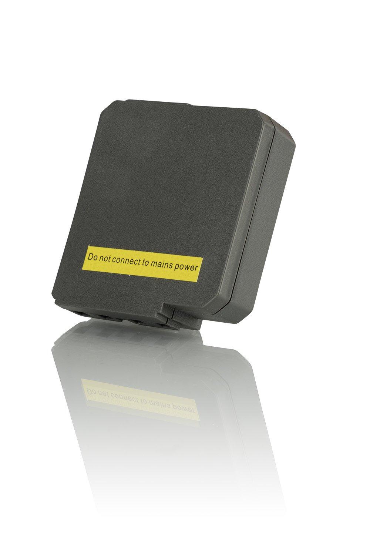 Trust AWMT-003 - Transmisor integrado inalá mbrico para interruptores existentes, blanco 71079