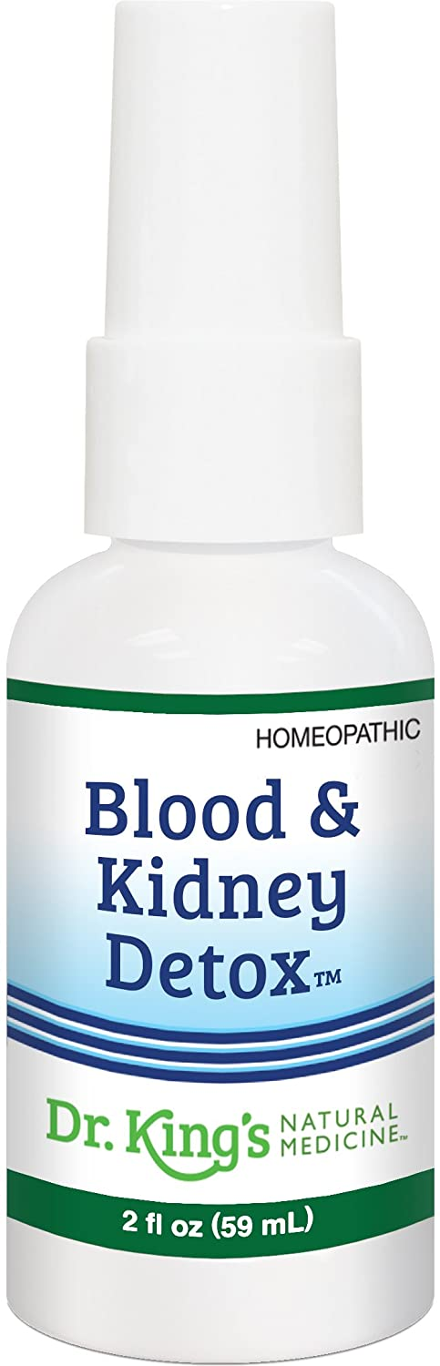 Amazon com: Dr  King's Natural Medicine Blood and Kidney