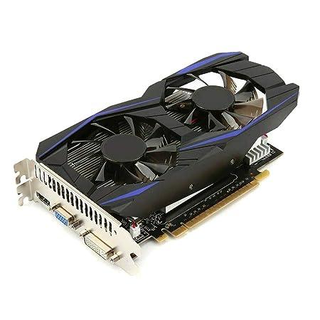 4 GB, DDR5, 128 bit, PCI Tarjeta gr/áfica para Ordenador Wodeni GTX960