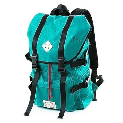 My Hero Academia Schoolbag Midoriya Izuku Backpack MHA 17.5 ' 'X 10.4' '(inch) green bag | Kids' Backpacks
