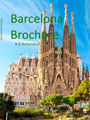 Barcelona Brochure (Europe Travel Series Book 55) (Brochure Hotel)
