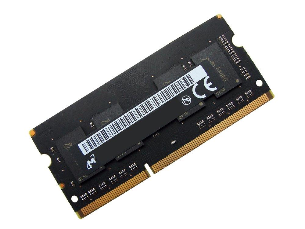 Micron MT8KTF51264HZ-1G6E2 4GB 1Rx8 1.35V 204-Pin SODIMM PC3L-12800S