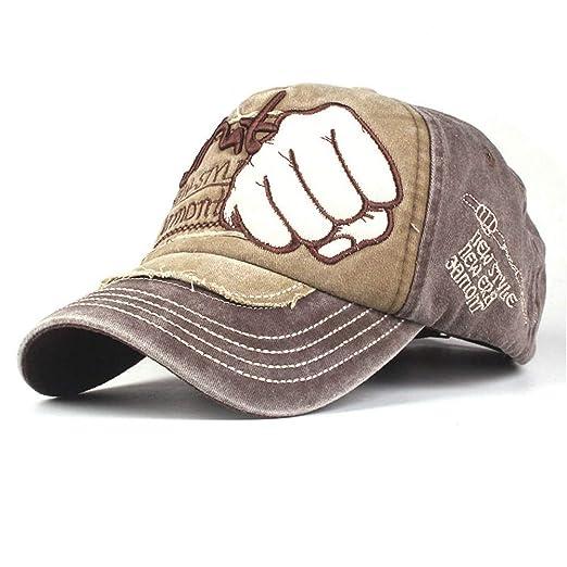 Gorras de béisbol Gorra desgastada Vintage Gorra de Camionero ...
